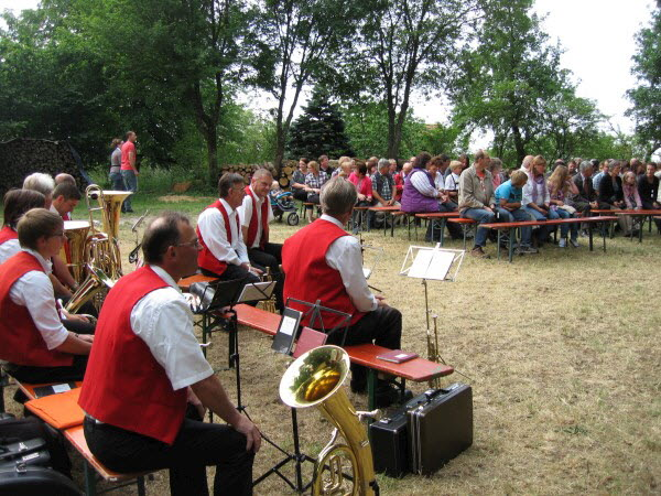 Groa-Kerwa in Saugendorf 2012