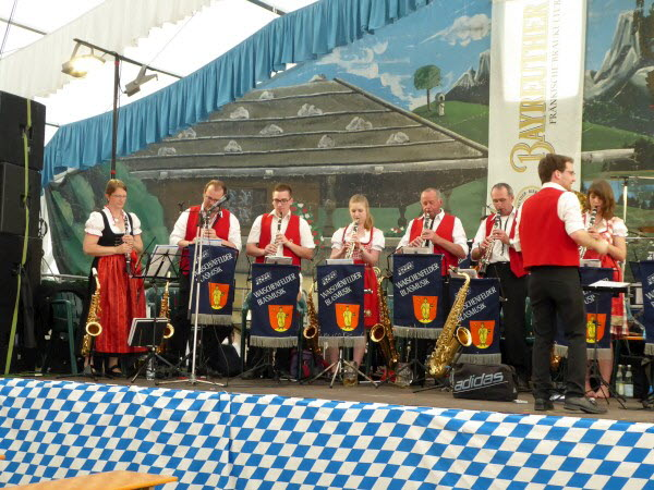 Bayreuther Volksfest 2016